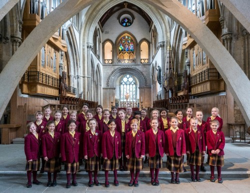 Primary Choirs Lunchtime Concert