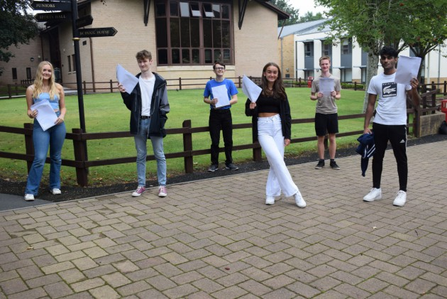 Excellent A Level results for The Cathedral School