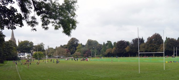 Over 150 children from local primary schools enjoy annual Tag Rugby Festival