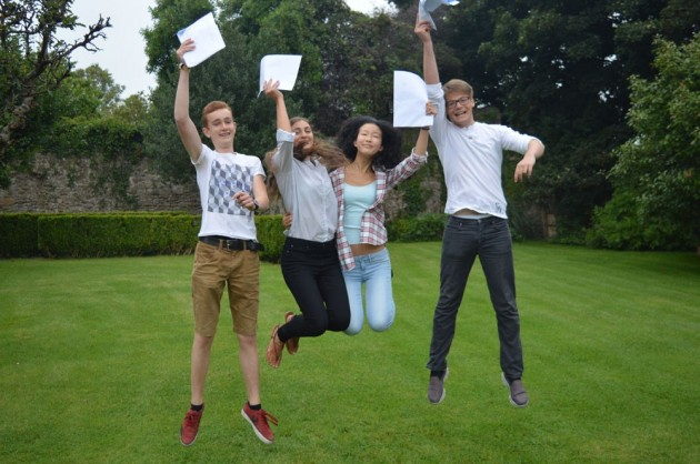 Cathedral School celebrates GCSE success